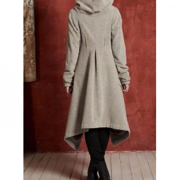 EBay Amazon's latest popular irregular fashion sweater windbreaker
