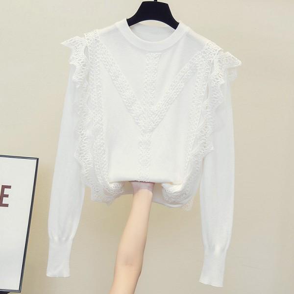 Real shot 631 large women's clothing autumn 2020 n...