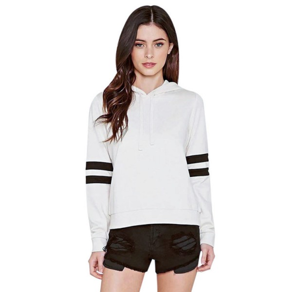 Amazon express European and American sports casual hooded sweater women's autumn and winter style