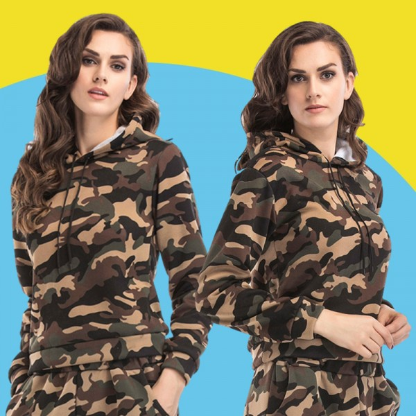 Amazon express Europe and America new camouflage h...