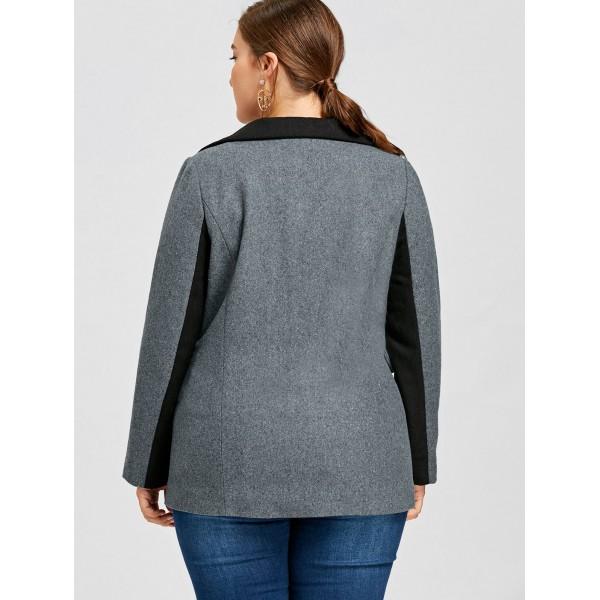 New Amazon side zipper pocket stitching large wome...